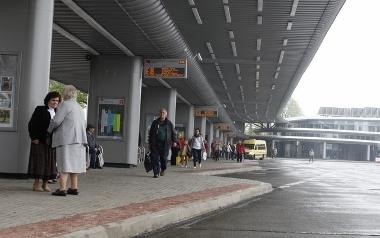 Tarnowskie Góry - dworzec autobusowy