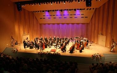 Sosnowiec - Sala koncertowa przy sosnowieckim Zespole Szkół Muzycznych
