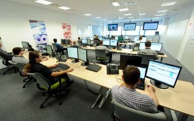 Czerwiec. IBM w Katowicach