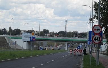 Ruda Śląska - Odcinek trasy N-S