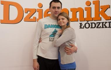 Paulina Walczak i Mateusz Zawadowski