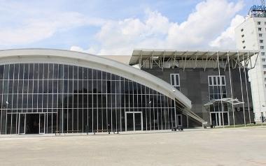 Jastrzębie-Zdrój - hala widowiskowo-sportowa