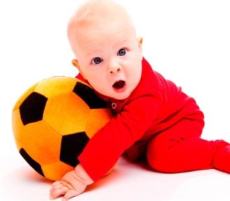 Maluch na okładkę - chłopiec do lat 3