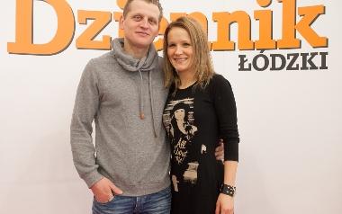 Anna Malinowska i Adam Wawrzyniak