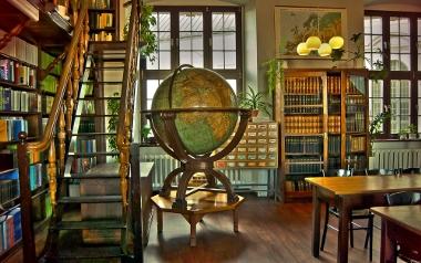 Biblioteka Instytutu Geografii i Rozwoju Regionalnego Uniwersytetu Wrocławskiego