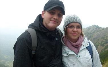 Katarzyna Mikołajczyk i Maciej Bednarczyk