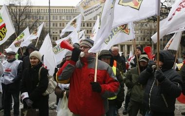 Marzec. Strajk generalny na Śląsku