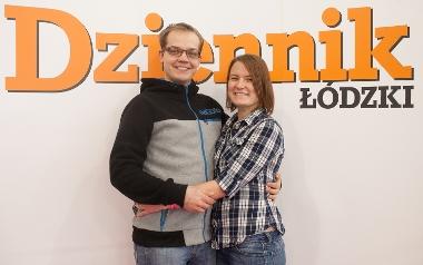 Dorota Sawicka i Piotr Trzciński