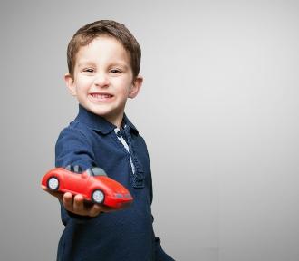 Maluch na okładkę - Chłopiec -3-7 lat
