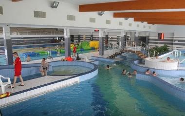 Racibórz, Aquapark H2Ostróg