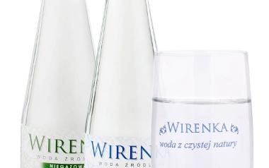 Woda źródlana Wirenka