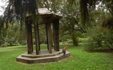 Altana w Parku Szczytnickim