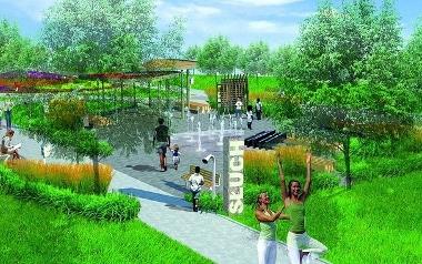 Rydułtowy - Park sensoryczny