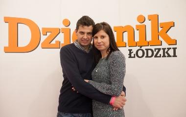 Katarzyna Sobczyńska i Dariusz Zawadzki
