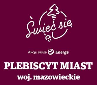 Plebiscyt Miast - woj. Mazowieckie