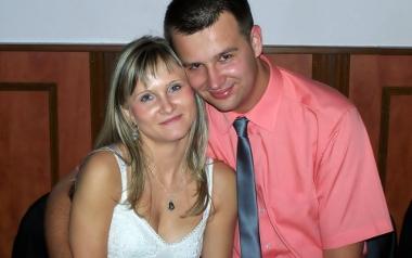 Emilia Bienias i Łukasz Szczesek