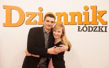 Ewa Maciaszczyk i Paweł Pomorski