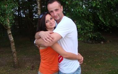 Marta Dziadczyk i Marcin Wąsowicz