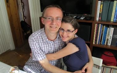 Maria Nadolska i Tomasz Piątkowski