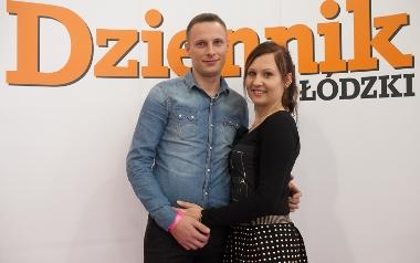 Aneta Łazarczyk i Bartłomiej Lefik