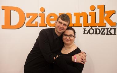 Honorata Broniarz i Michał Barlak