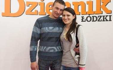 Katarzyna Matusiak i Radosław Olczak