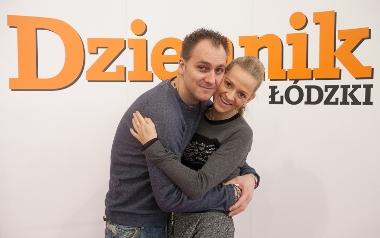 Ewelina Olszewska i Sławomir Ochocki