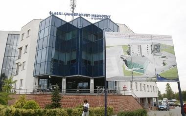 Sosnowiec - Nowoczesny kampus studencki Ślaskiego Unwersytetu Medycznego