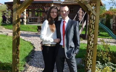 Justyna Małolepsza i  Kamil Kowalczyk