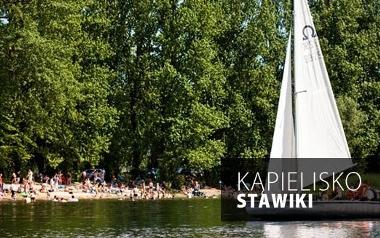 """Sosnowiec, kąpielisko """"Stawiki"""""""
