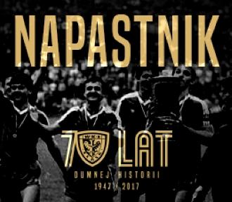 Napastnik 70-lecia Śląska Wrocław