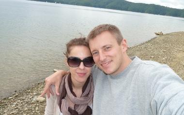 Paulina Bora i Łukasz Orłowski