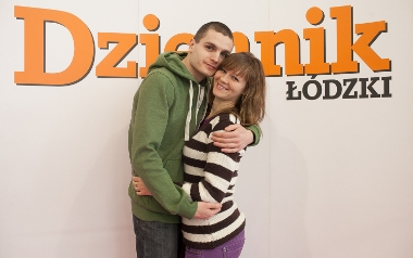 Justyna Mela i Grzegorz Michalczyk