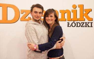 Ewelina Gutkowska i Wojciech Kapuściński