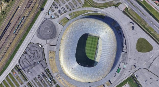 Czy rozpoznasz polskie stadiony? [QUIZ]
