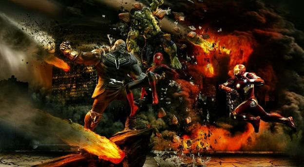 Którym nowym Avengersem z