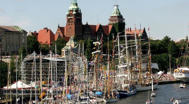 Co wiesz o finale regat The Tall Ships' Races w Szczecinie?