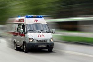 Według GUS aż 70 proc. interwencji ratowników medycznych dotyczy wypadków…