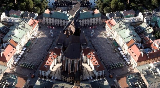 Kraków prawdziwy, czy odwrócony?