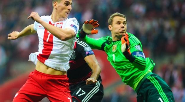 Odgadniesz skład Polski z meczu z Niemcami? [TEST]