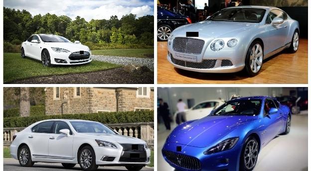 Jesteś znawcą aut? Rozpoznaj markę samochodu po zdjęciu
