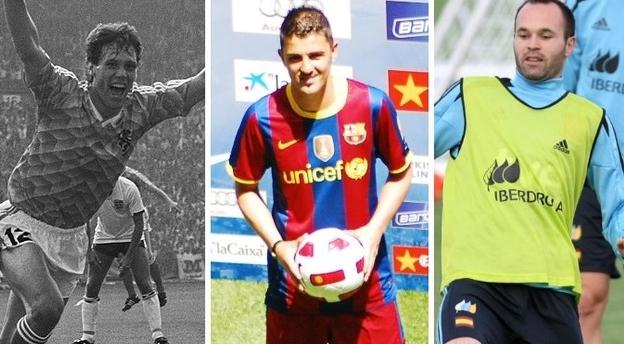 TEST. Rozpoznaj gwiazdy i bohaterów piłkarskiego Euro z poprzednich lat