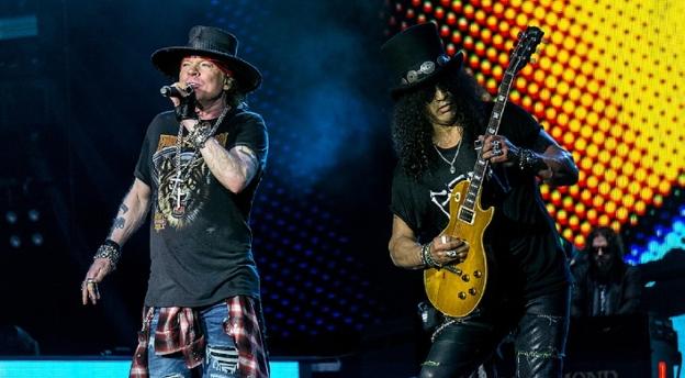 QUIZ: Co Ty wiesz o Guns n' Roses?