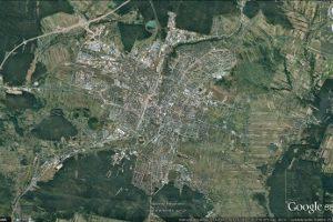 Miasto na zdjęcie to oczywiście: