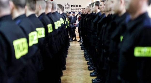 Czy dostałbyś się do policji? Pytania MultiSelect 2018 [quiz]
