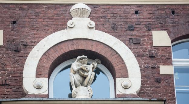 Architektoniczne dekoracje Krakowa [QUIZ]