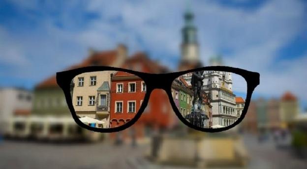 Poznań bez okularów - sprawdź, czy rozpoznasz, gdzie jesteś, gdy słabo widzisz [QUIZ]