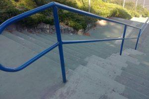Dokąd prowadzą te schody?