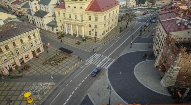 Nie wiesz jakie miejsca zaznaczyliśmy na mapie Lublina? Nie jesteś prawdziwym lublinianinem [QUIZ]