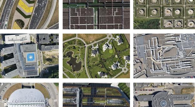 Jesteś pewien, że znasz Trójmiasto? Odgadniesz, co przedstawiają zdjęcia satelitarne?